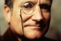 O Captain! My Captain! / Loving memory of Robin Williams.  / by Päivi Laakso