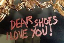 Shoe Showcase / by Stephanie Blume