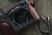 cameras. / by caleb john hill
