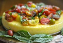 Polenta Toppers  / by Lisa M