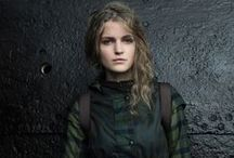 Barbour X Christopher Raeburn / Christopher Raeburn is a British designer who is renowned for reworking military styling, and this unique collaboration presents Barbour's military heritage with his characteristically innovative twist. Unusual fabric combinations and an exciting juxtaposition of Barbour's iconic tartan and Raeburn's signature spot print define this distinctive collection of women's waxed jackets and knitwear.  / by Barbour