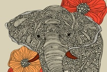 Elephantastic. / i have a mild obsession with elephants. / by Jordy Liz