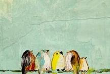 Birds. / birds give me hope. / by Jordy Liz