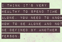 Quotes  / by Bridget Colson
