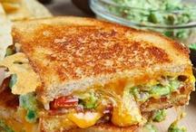 Sandwichs / by Bridget Colson