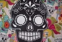 Dia de Los Muertos / by Bridget Colson