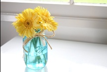 love affair with [MASON JARS] / by Jen G
