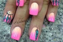 Nails!! / by Amanda Lovejoy