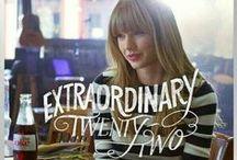 Taylor Swift / by Jennelise