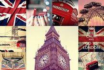 Beautiful Britain / by Jennelise