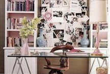 My Girly Office / by Jennelise