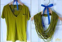 T Shirts Reinvented / by Cassie Steffen