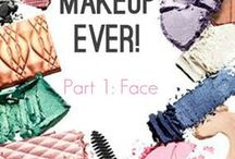 makeup / by Nicola Kirsch