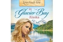 *Book: Love Finds You in Glacier Bay Alaska / by Tricia Goyer