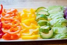 Food / Tasty nutrients, recipes & meals... / by Maralee Faith Dudley Del Rio