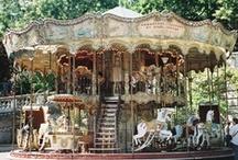Carrousels... / by Terri Fonville