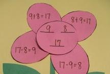 Teaching Loves ~ Math First / by Yvie