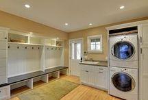 Laundry room / by Kimberly Norton