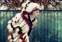 American Indian Inspired Fashion / Fashion Inspiration / by Julie Pishny