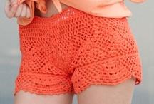 Poom poom shorts / by Corail Guc