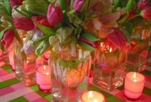 Tablescapes / by Lisa Thorarinson