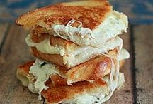 Grilled Cheese Recipes / Get your melty cheesy goodness right here. / by Kare (Kitchen Treaty)