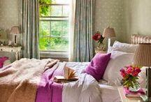 Interiors - Bedrooms / by Deborah