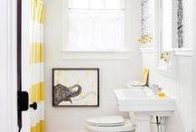 Interiors  -  Bathrooms / by Deborah