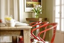 Interiors - Dining Spaces / by Deborah