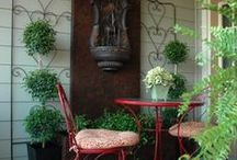Decor - Sunrooms and Covered Porches / by Deborah