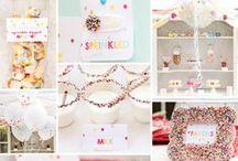 Baby Sprinkle / A diaper sprinkle for #2. Sprinkled theme sprinkle :) / by Ashley Gentle