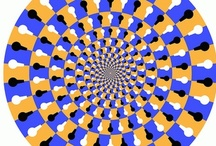 Optical illusions / by Greg Peachey - Have I got your attention?