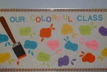 Bulletin Boards / by Joan Kee-Louie
