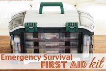 Emergency Preparedness / by Cathy O'Brien