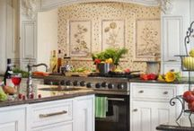 kitchen ideas / by Mary Homann