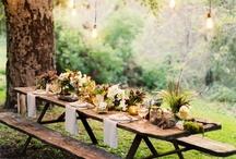 Dream Wedding Ideas / by Jen Hanson