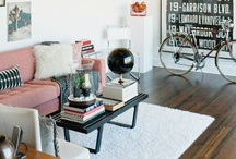 living room / by ℂlaire Winchester