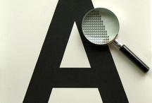 Typography / by Crystian Cruz