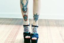 Tattoos and piercings / by Delanie Lockhart