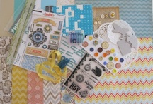 """Counterfeit Kit Challenge Luv xoxo / If you have ever browsed through those great monthly scrapbook kit clubs and admired their beautiful kits...but knew you needed more supplies, like a """"hole in the head""""...you know who you are (you're the one with TONS of supplies and embellishments in your ever growing scrapbook stash)...this challenge is for you! Check out new inspiration on the 5th of every month plus new posts daily! counterfeitkitchallenge.blogspot.com / by Julie Ann Shahin"""