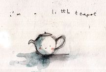 tea time / {any excuse to drink tea & eat sweet treats} / by Anna Atkinson