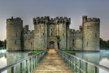 Fortress Walls / by D Key