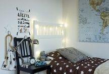 N: Toddler Bedroom / by PP
