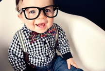 Little Boy Swag  / by Sabrine Saeid-Abueid