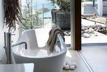 Bathrooms / by Anna Atkinson