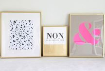 Poster prints / by Anna Atkinson