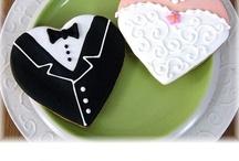 Baking for Bridal Showers/Weddings/Engagement / by Pat Markowski