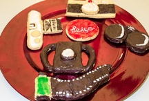 """Leica Das Plätzchen Holiday Cookie Competition / 'Tis the season for holiday treats and we wanted to see your creativity in the kitchen! Here are the creative Leica treats from our """"Leica Das Plätzchen Holiday Cookie Competition.""""  / by Leica Camera"""