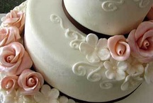 Cakes / Amazing cakes! Wedding cakes, birthday cakes, lots and lots of cakes! / by Nicole Trafton
