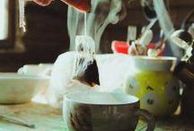 Coffee, Tea and All Things Dear To Me  / by Kayla Alewel